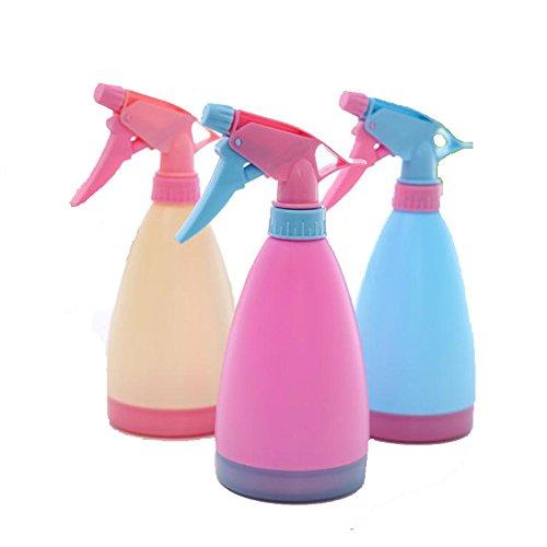 LZHA 3 Pack New Empty Hand Trigger Wasserspray Plastikflasche Reinigung Pflanze Gartenarbeit
