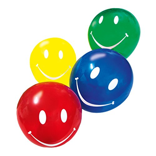 Susy Card Ballons Smile&Quot 40011653, Sachet de 10