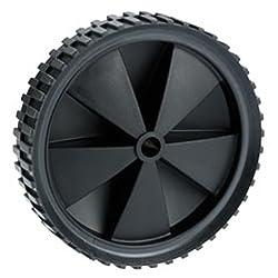 PVC-Rad, bis 25 kg, mit Kunststofffelge und Stollenprofil