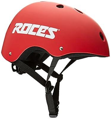 Fahrradhelm, Skaterhelm, Sicherheitshelm AGGRESSIVE red Roces