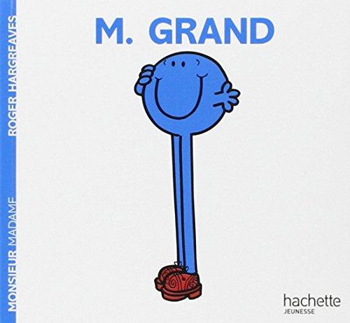 Monsieur Grand par Roger Hargreaves