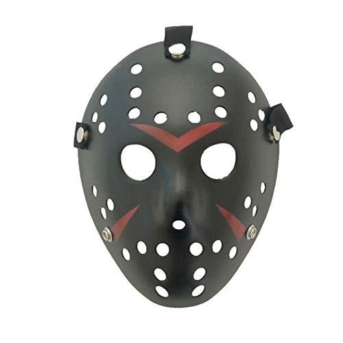 HalloweenHockey Maske Halloween (Mystique Kostüm Kinder)