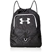 Under Armour UA Undeniable Sackpack Bolsa de Equipaje, Unisex Adulto, Negro (001), One Size