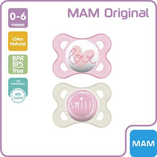 MAM Original 0+ 2 unidades