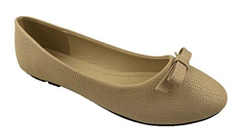 Mc Footwear - Balletto donna Nude