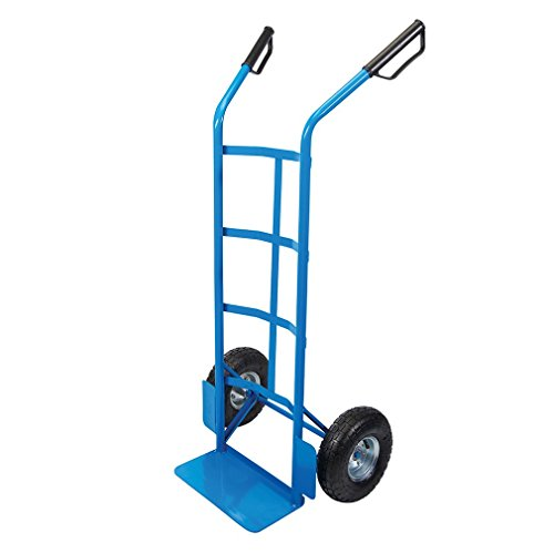 Silverline 868581 Heavy Duty Sack Truck, 315 kg Test