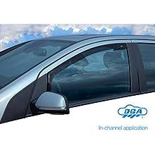 DGA 22.020 Windshield for SEAT EXEO 2009-4 Doors