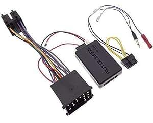 Télécommande au volant pour autoradio aLPINE/jVC aCV electronic interface de commande au volant pour bMW