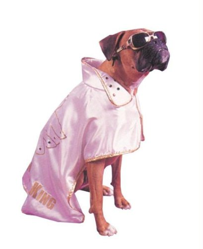Artikelbild: King of Rock Hundekostüm
