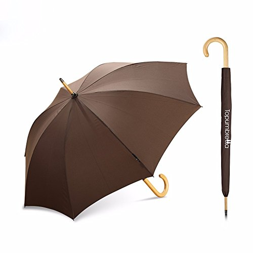 zjm-vintage-wood-fan-clean-solid-color-long-handle-umbrella-art-umbrella-umbrellac08-brown
