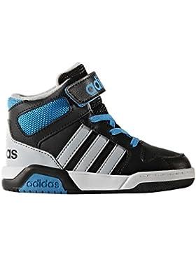 adidas BB9TIS INF - Zapatillas deportivaspara niños, Negro - (NEGBAS/ONICLA/AZUSOL), 20