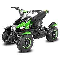 Eco Kinder Quad 800W inkl. 3-Stufen Drossel ATV BIKE ELEKTRO