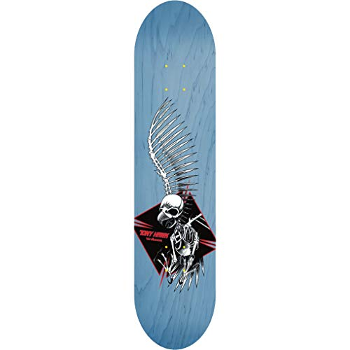 Birdhouse Multi Pro Animal Hawk - 8 Inch Skateboard-Deck (One Size, Rot)