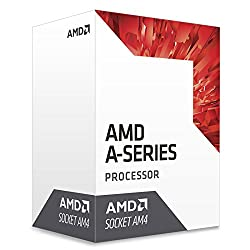AMD AD9600AGABBOX 7th Generation A8-9600 Quad Core Processor with Radeon R7 Graphics