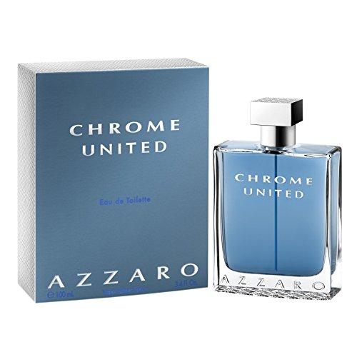 AZZAR0 Chrome United Eau de Toilette 100 ml