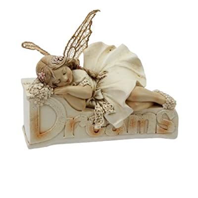 Sentimental Juliana Collection Fairy Figurine Dreams Fairies Ornament