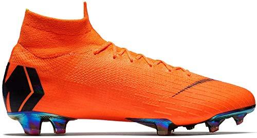 Nike Superfly 360 Elite FG - 10 (Nike Mercurial Superfly Orange)