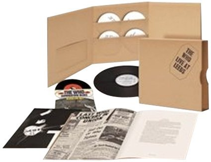 Live at Leeds [Super Deluxe Edition] [4 CD + LP + 7 inch Vinyl] by The Who