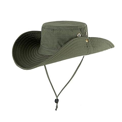 Bucket Fishing Hat, Sun Boonie Hat - iParaAiluRy Summer UV
