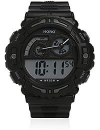 Horo (Imported) Digital Water Resistant Wrist watch(Japan Battery) 18 months Warranty 20x72 20x128MM