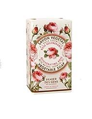 Panier des Sens - 000 36 - Savon Extra-Doux à l'Huile Essentielle de Rose - 150 g