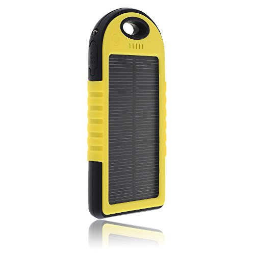 Batería Portátil Solar