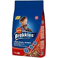 Brekkies Cat Buey, Ternera Y Verdura Saco De 20 Kg