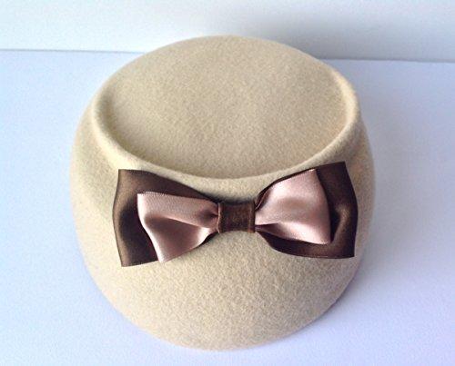 sombrero-de-fieltro-de-lana-pura-hecho-a-mano-el-modelo-pillbox-con-lazo-de-satn-tamao-57-m-el-sombr