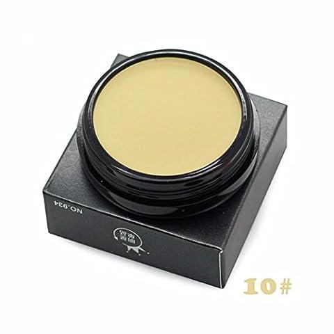 Culater® Crème de Base de Maquillage Hydratante Oil-control Correcteur (J)