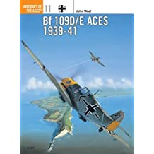 Bf 109D/E Aces 1939-41 (Aircraft of the Aces, Band 11)