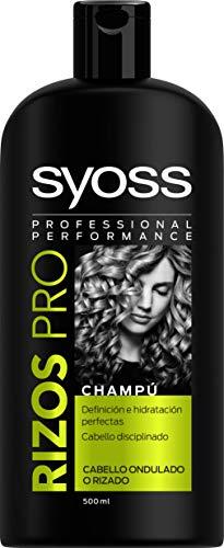 SYOSS - Champú Rizos Pro - Definición Hidratación