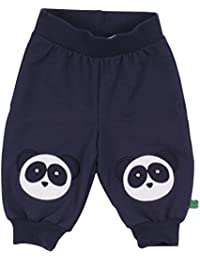 Fred'S World By Green Cotton Panda Sweat Pants, Pantalon Bébé Garçon