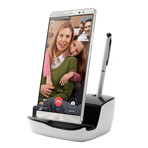 bescita USB V8 Schnittstelle Dock Charge Cradle Docking Station für Huawei Mate 8 / Mate S / P8 Charge-dock-cradle