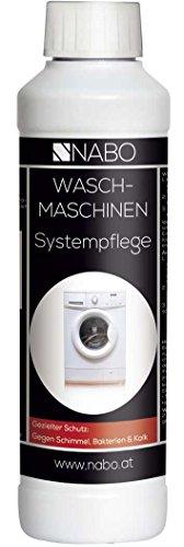 NABO Waschmaschinen Systempflege 250ml Reinigung Kalk Schimmel Gerüche Schmutz usw.