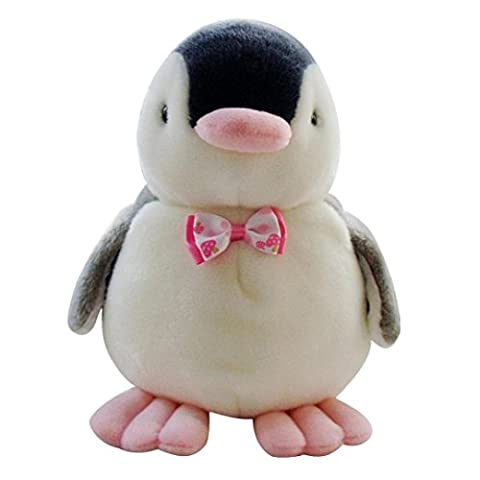 erthome 1x 20cm Penguin Baby Soft Plush Toy Singing Stuffed Animated Animal Kid Doll Gift