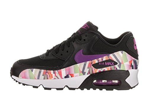 Nike 833497-001, Chaussures de Sport Fille Noir