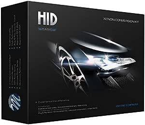 Tech Kacmph76 Kit Xenon Digital Basico H7 6000 K Auto