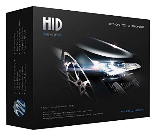 Tech kdcmph143Kit Xenon BASICO H14300K