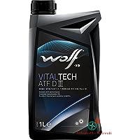 WOLF olio idraulico 1 Litro VITALTECH ATF DIII 1L
