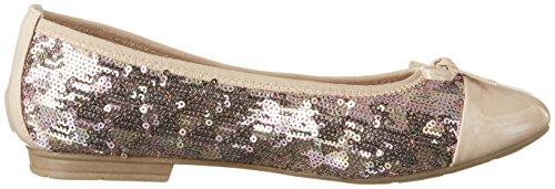 Jana 22109, Ballerines Femme Or (Gold Comb 938)