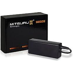 Adaptateur chargeur secteur AC Adapter pour ordinateur portable Packard Bell Easy-Note TM93 TM97 TM98 TM98-JO-013GE TM99 TN36 TN36-U-440 TN65 TN65-T-440 TX86 TX86-JN-075GE TX86-JO-088GE