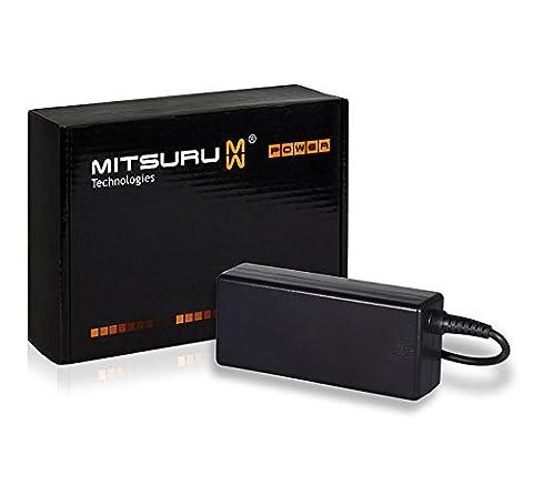 Mitsuru® 90W Adaptateur chargeur secteur AC Adapter pour ordinateur portable Acer Aspire 5732zg 5740g 7530g 7540g, avec cordon