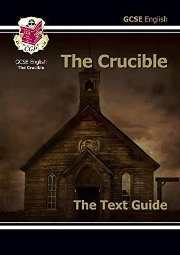 GCSE English Text Guide - The Crucible (Text Guides)
