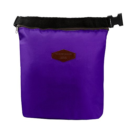 COLORFUL Leichte Kühltasche ,Lunch Tasche, Isoliertasche,Wasserdichte thermische isolierte Brotdose, tragbare Tote Storage Picknick-Taschen (PP)