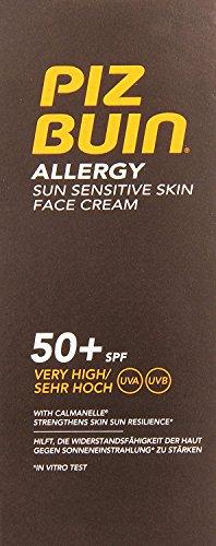 Zoom IMG-2 piz buin allergy crema viso