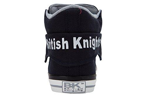 British Knights Roco - Tennis montantes - homme Bleu Marine