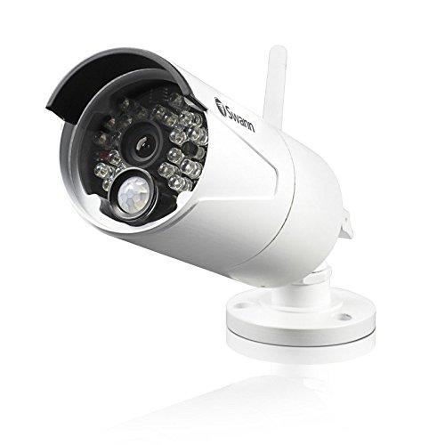 SWN55 - SWANN ADW-410 Digital drahtloser Sicherheits-720P CCTV-IP-KAMERA DAY & NIGHT VISION MIT CUT IR FILTER 3.8MM LENS 2 YR GARANTIE (Wireless-kameras Swann)