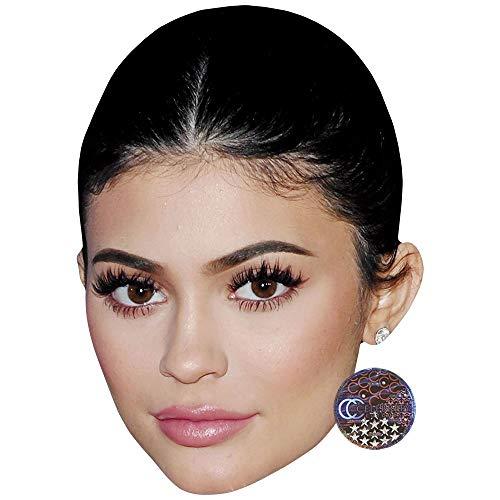 Celebrity Cutouts Kylie Jenner (2017) Maske aus Karton