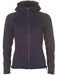 Karrimor Womens Trunorth Fleece Top Full Zip Sweatshirt Jumper Hooded Outdoor