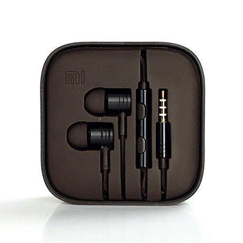 Mohit Kumar MK-004 Earphones with Mic (Black)